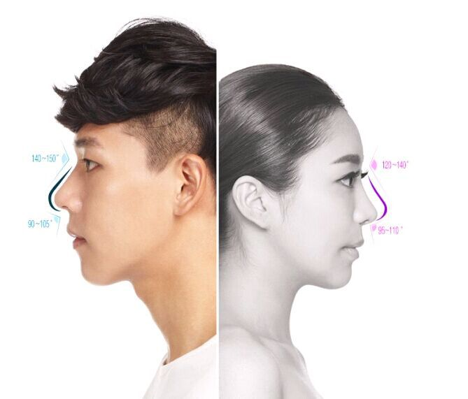 Ideal nose dimensions for men & women